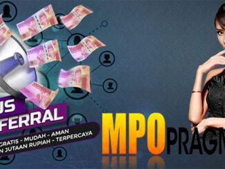 Cara Mendapatkan Bonus Referral MPOPragmatic